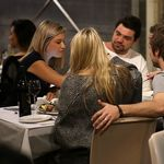 Dannys Seafood Restaurant La Perouse -   couples ejoying seafood